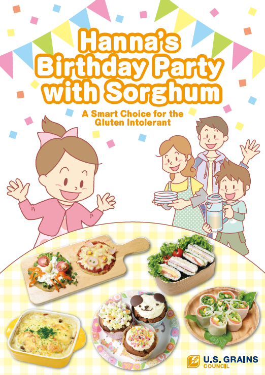 Hanna's Birthday Party with Sorghum